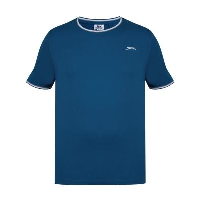 Tricou bumbac Slazenger pentru barbati bleu