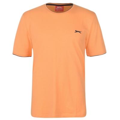 Tricou bumbac Slazenger pentru barbati portocaliu