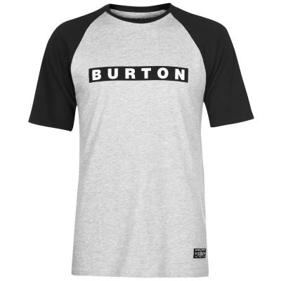 Tricou Burton Vault pentru Barbati negru gri