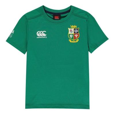 Tricou Canterbury British and Irish Lions pentru baietei