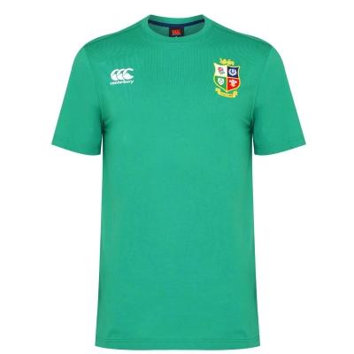 Tricou Canterbury British and Irish Lions Jersey pentru Barbati verde
