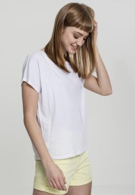 Tricou casual Basic pentru Femei alb Urban Classics