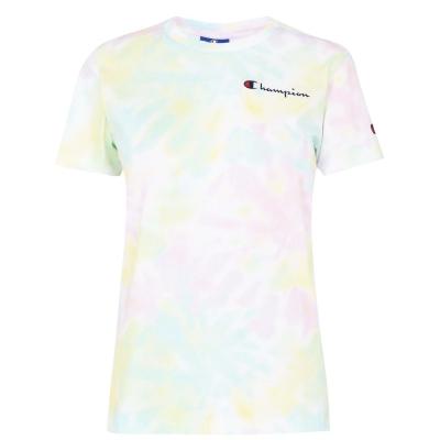 Tricou Champion Tie Dye multicolor