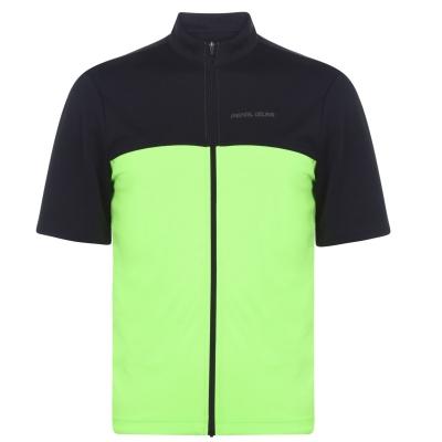 Tricou ciclism Pearl Izumi Quest pentru Barbati negru verde