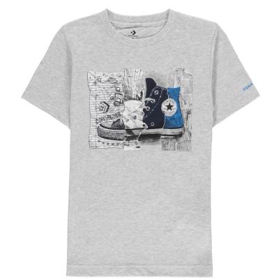 Tricou Converse pentru baietei