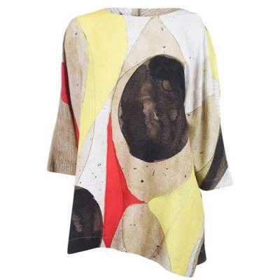 Tricou Crea Concept Round Neck multicolor