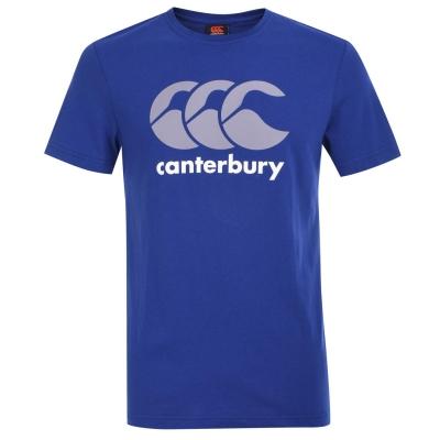 Tricou cu imprimeu Canterbury Large pentru Barbati albastru roial