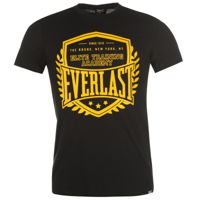 Tricou cu imprimeu Everlast pentru Barbati