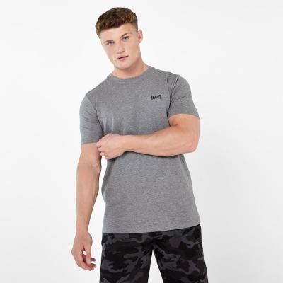 Tricou cu logo Everlast -Shirt gri