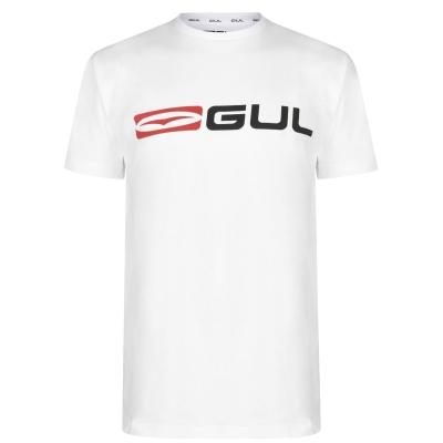 Tricou cu imprimeu Gul pentru Barbati alb