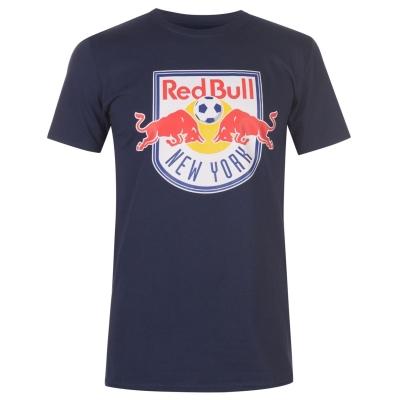 Tricou cu imprimeu MLS pentru Barbati ny rosu bulls