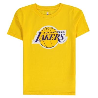 Tricou cu imprimeu NBA pentru copii