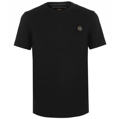 Tricou cu imprimeu Presidents Club negru