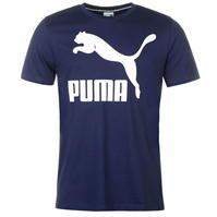 Tricou cu imprimeu Puma Archive