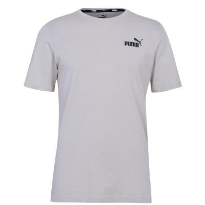 Tricou cu imprimeu Puma Small pentru Barbati bej