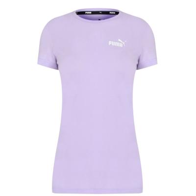 Tricou cu imprimeu Puma Small pentru Femei mov