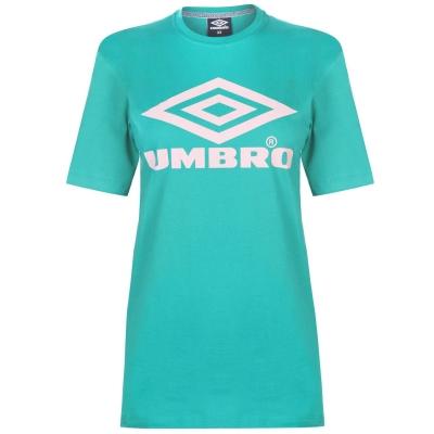 Tricou cu imprimeu Umbro Umbro pentru Femei albastru