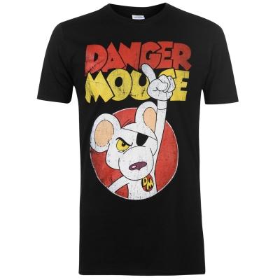 Tricou cu personaje Danger Mouse pentru Barbati