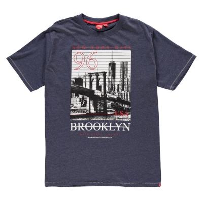 Tricou D555 Cain Brooklyn pentru Barbati