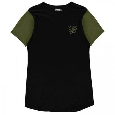 Tricou D555 Demarcus pentru Barbati negru