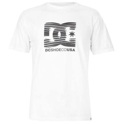 Tricou DC Challenger pentru Barbati alb