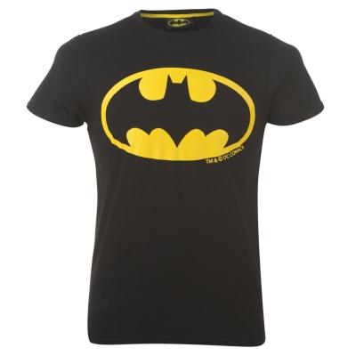 Tricou DC Comics Batman pentru Barbati negru