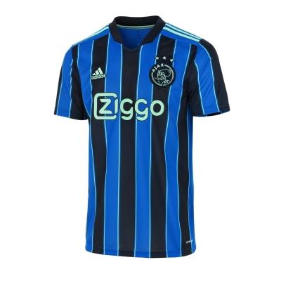 Tricou Deplasare adidas Ajax 2021 2022 pentru copii albastru
