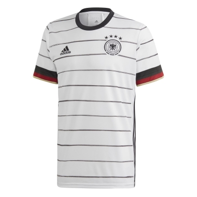 Tricou Acasa adidas Germania 2020 alb