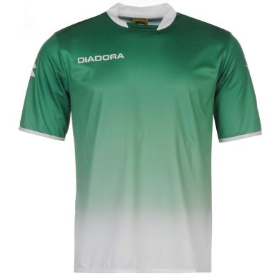 Tricou Diadora Moron antrenament pentru Barbati verde alb