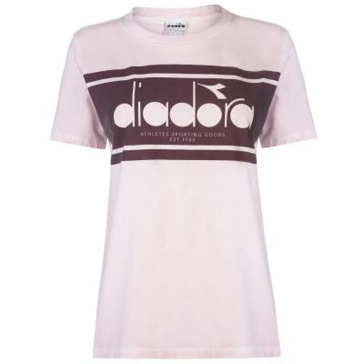 Tricou Diadora Spectra cradle roz