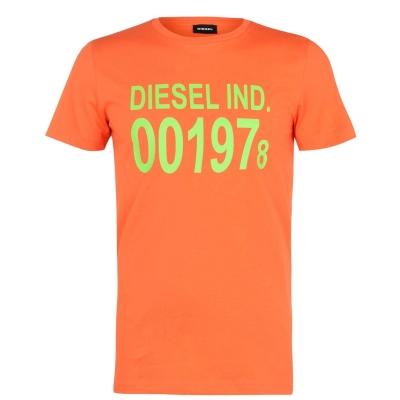 Tricou Diesel 001978 Diego portocaliu 38l