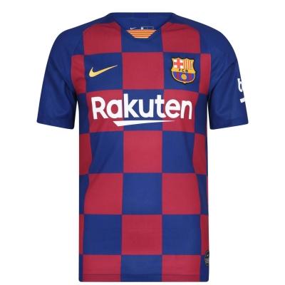 Tricou echipa FC Barcelona 19/20 albastru rosu