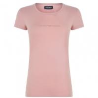 Lenjerie Tricou EMPORIO ARMANI Essentials roz