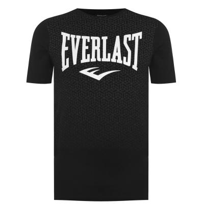 Tricouri Tricou imprimat Everlast Geo - negru
