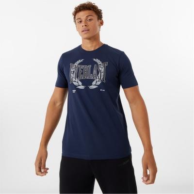 Tricou Everlast Laurel albastru