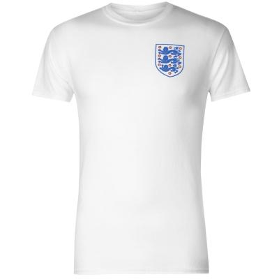 Tricou FA Anglia Crest pentru Barbati alb