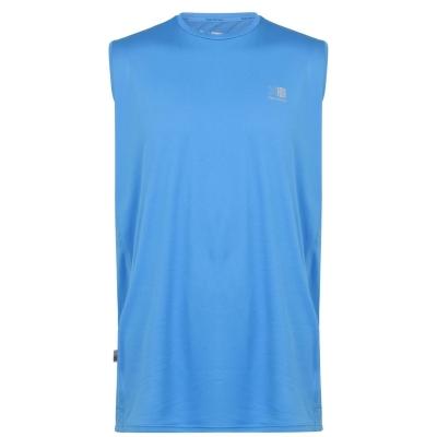 Tricou fara Maneci Karrimor pentru Barbati albastru