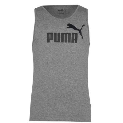 Tricou fara Maneci Puma 1 pentru Barbati gri