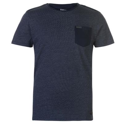 Tricou Firetrap Blackseal Textured bleumarin