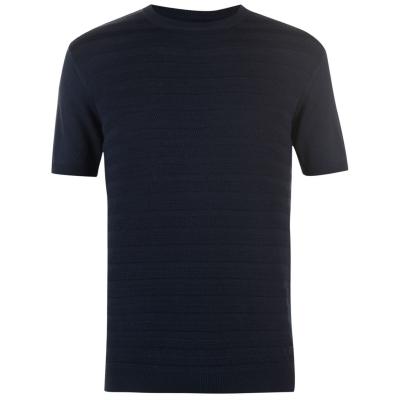 Tricou Firetrap Blackseal tricot bleumarin