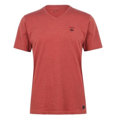 Tricou Firetrap Path pentru Barbati portocaliu gri