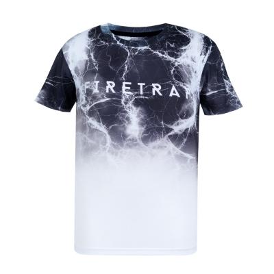 Tricou Firetrap Sub pentru baietei gri