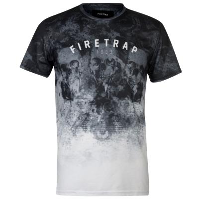 Tricou Firetrap Sub pentru Barbati