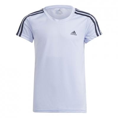Tricou For Adidas Designed 2 Move alb GS8898 pentru Copii