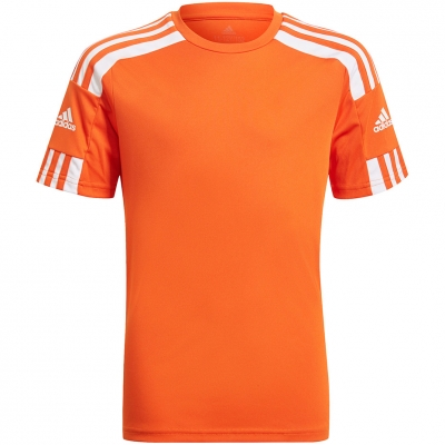 Tricou For Adidas Squadra 21 Jersey Youth portocaliu GN8089 pentru Copii