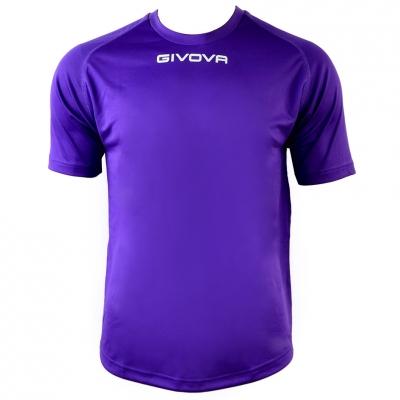 Tricou Givova One violet MAC01-0014 barbati