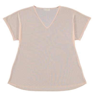 Tricou Golddigga plasa Cover Up pentru Femei roz