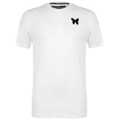 Tricou Good For Nothing 3D Logo Essential pentru Barbati alb