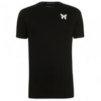 Tricou Good For Nothing 3D Logo Essential pentru Barbati negru