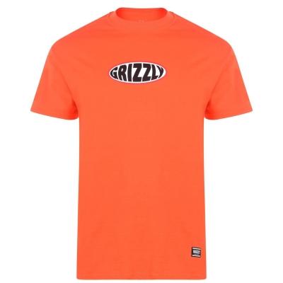 Tricou Grizzly Grizzly Premium pentru Barbati multicolor